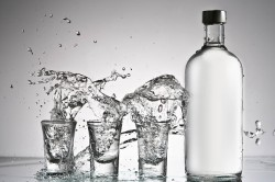 Водка - виновница большинства отравлений