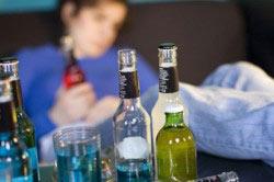 Ежедневное распитие алкоголя