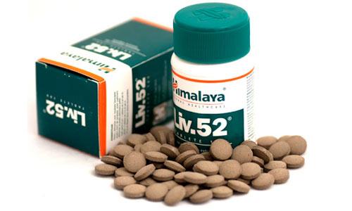 Препарат ЛИВ 52