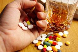 Прием гидазепама с алкоголем