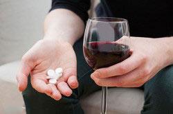 Употребление ноотропила с алкоголем