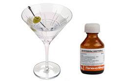 Алкоголь и валерьянку совмещать строго запрещено