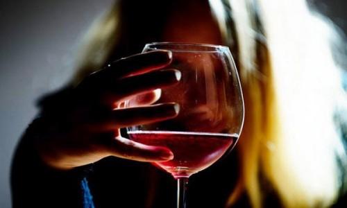 Принятие спиртного после операции