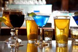 Алкогольные напитки и валокордин