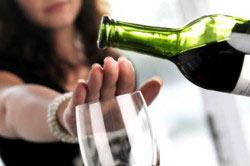 Отказ от алкоголя во время лечения Флюкостатом