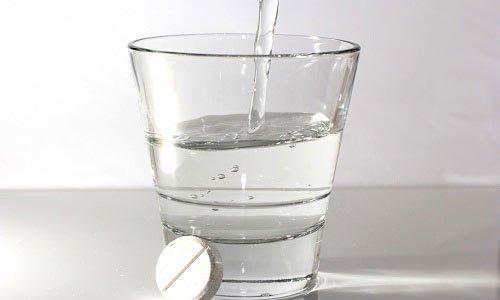 Аспирин при похмелье: воздействие на организм