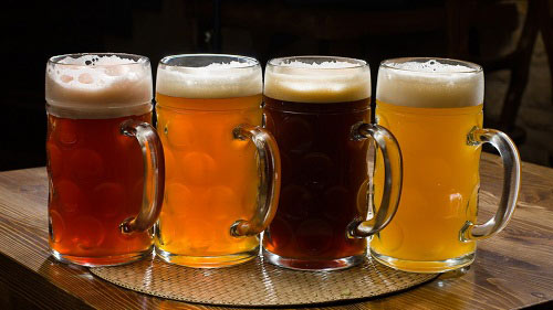 Польза натурального пива дял организма