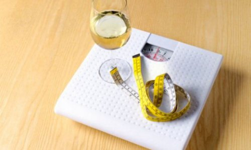 Совместимость диеты и алкоголя