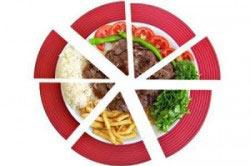 Дробное питание во время диеты