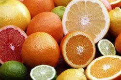 Употребление цитрусовых как средство от опьянения