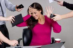 Стресс на работе, как причина алкоголизма