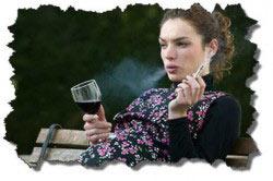 Фетальный алкогольный синдром плода