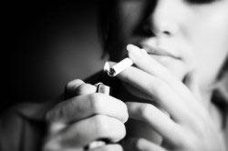 Курение - отрицательный фактор влияния на функциях печени