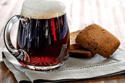 Традиционный квас, не содержащий алкоголя