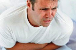 Рвота и растройство желудка при приеме Клацид со спиртным