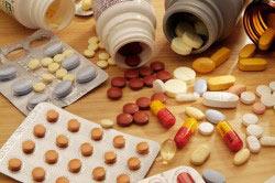 Принятие таблеток при поносе