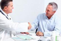 Назначение лечения у врача