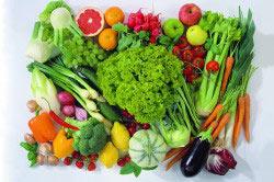 Диета из овощей и фруктов после удаления желчного пузыря