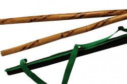 Многоузловые ротанговые палки для наказания пьяных водителей