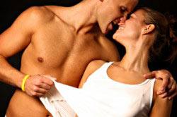 Сильное сексуальное желание у мужчины