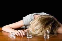 Пагубное влияние алкоголя на организм