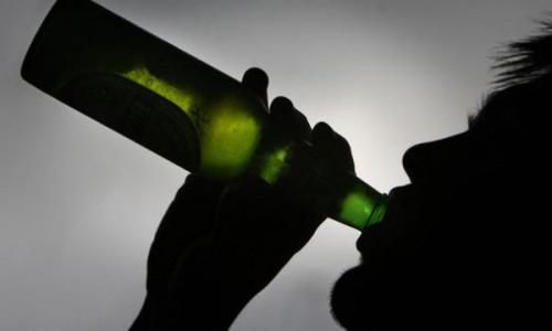 Употребление популярных алкогольных напитков