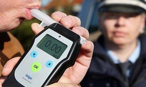 Измерение содержания в крови алкоголя
