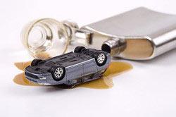 Употребление алкоголя за рулем - причина ДТП