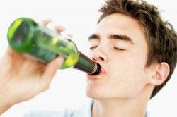 За употребление спиртного несовершеннолетними детьми ответственны их родители