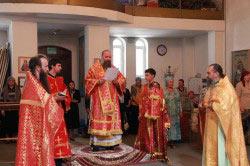 Празднование дня Трезвости в день усекновения главы Иоанна Предтечи