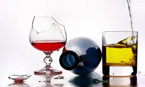 Прием алкоголя во время лечения