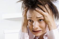 Страх во время похмельного синдрома