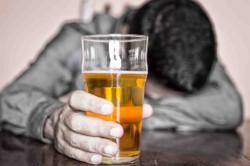 Потеря памяти от крепких спиртных напитков