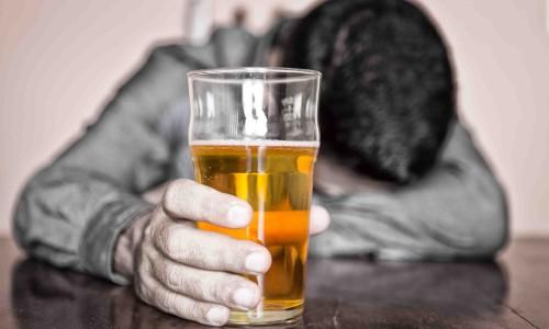Проблема алкоголизма у мужчин
