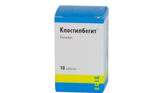 Препарат Клостилбегит