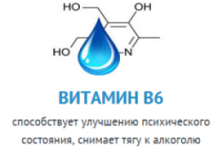 Функции витамина В6