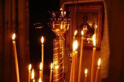 Свечи для молитвы